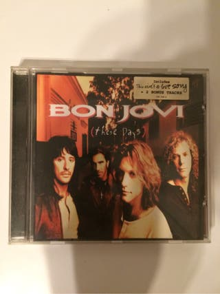 Disco Bon Jovi These Days