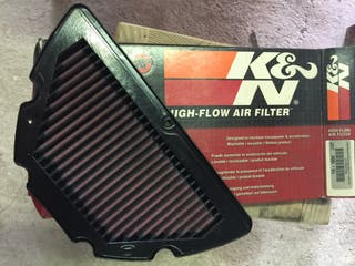 Filtro aire kn Yamaha r1