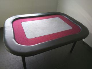 Mesa para jugar al poker