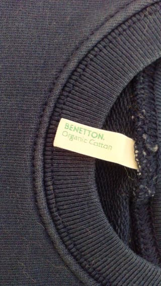 Chándal Benetton 1Y algodón orgánico
