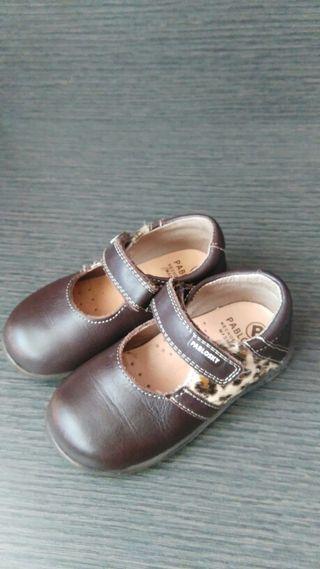 Zapatos pabloski talla 21