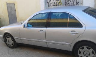 Mercedes 200 a gasolina