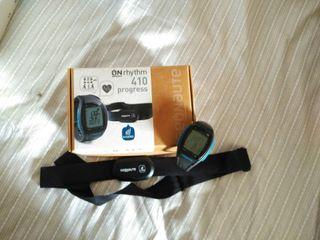 Reloj y pulsometro