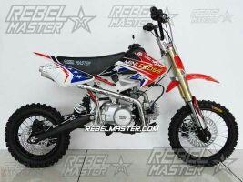 Moto mini cross 125 sin estrenar.