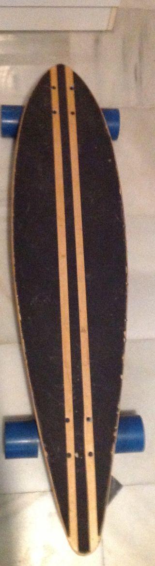 Longboard Skate Tijuana