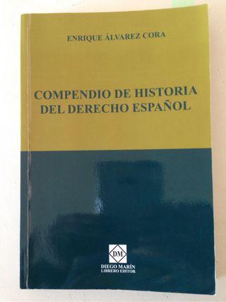 """Libro derecho """"Compedio"""