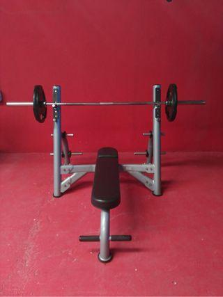 Máquinas de musculación profesionales de segunda mano por