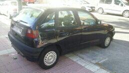 Puertas / porton trasero Seat Ibiza