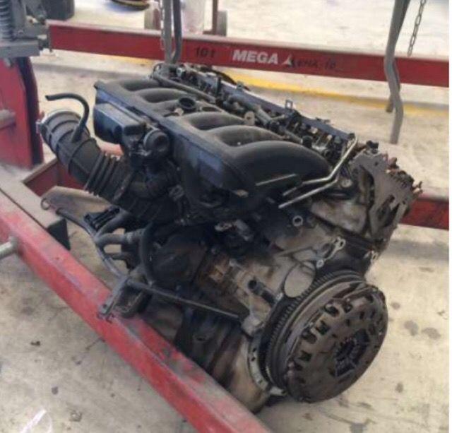 Motor Bmw E46 Gasolina De Segunda Mano Por 1 En Vilamarxant En