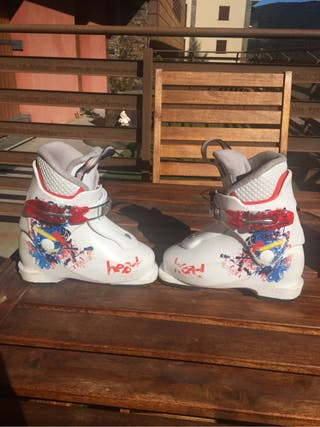 Botas skis Head niño talla 26-28