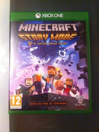 Minecraft Story Mode Para Xbox One