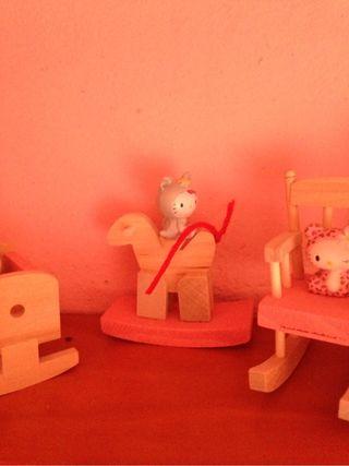 Habitacion casa muñecas