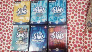 Expansiones sims 1 y 2