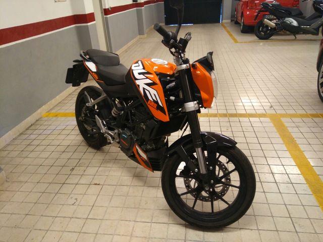 KTM DUKE 125 de segunda mano por 3.100 € en Salamanca - wallapop