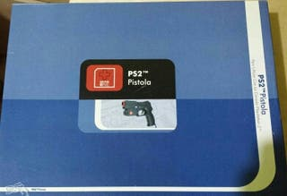 Pistola de luz para PS2 nueva a estrenar