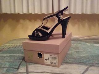 Zapatos número 35/36