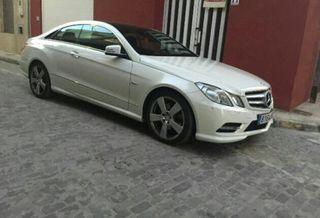 Mercedes-Benz Clase E220 CDI Coupe 7G