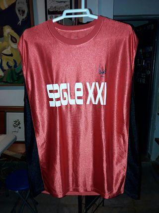 Camiseta de entreno de baloncesto