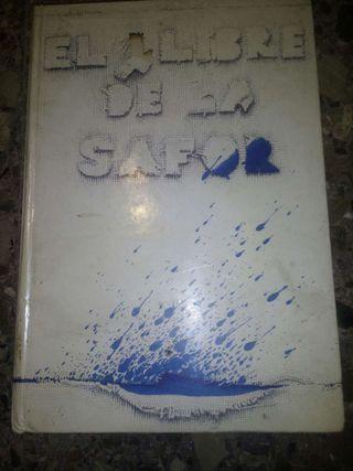 El llibre de la safor año 1983