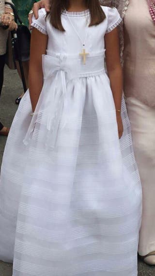 Vestido de comunión