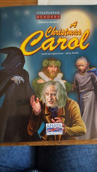 """Libro de lectura """"A Christmas Carol"""""""