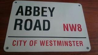 Postal de Abbey Road