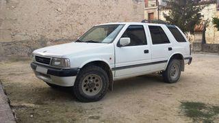Coche Todoterreno Opel Frontera 2.3