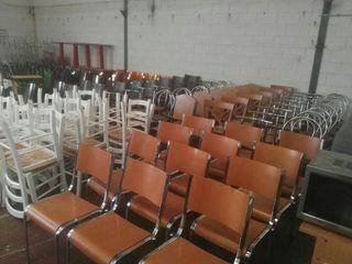 Mesas sillas bar