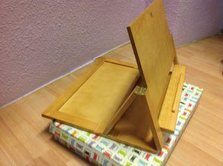 2 Atriles De Madera Para Libros O Tableta