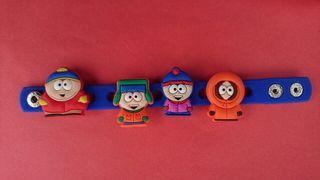 Pulseras+Charms South Park Crocs & Jibbitz