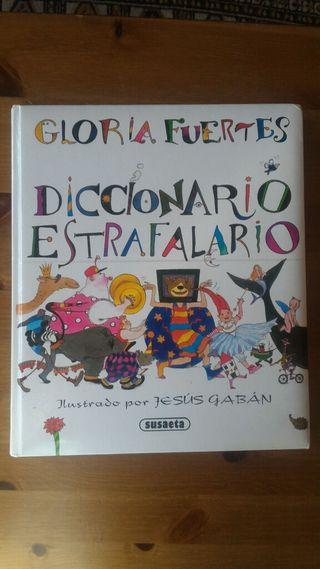 """""""Diccionario estrafalario"""" de Gloria Fuertes"""