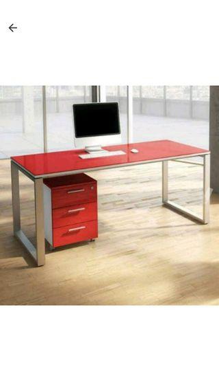 Mesas de oficina de segunda mano por 89 en madrid en for Mesas de oficina segunda mano