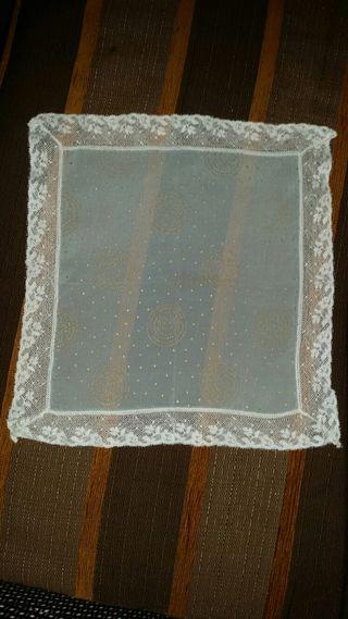 Pañuelo antiguo