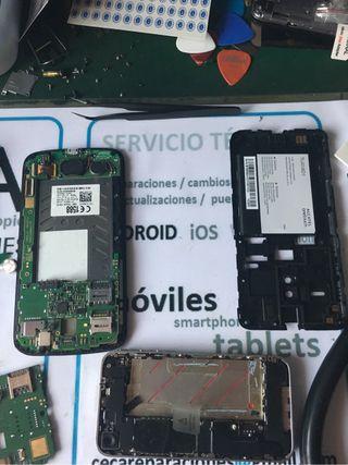 Reparación Profesional de móviles y tablets