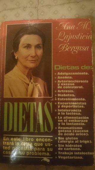 LIBRO: DIETAS