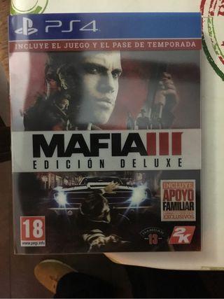 MAFIA3 ps4