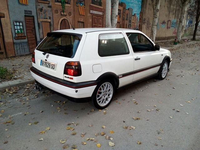 Volkswagen golf gti edition 2.0