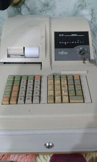 Registradora Fujitsu- doble rollo