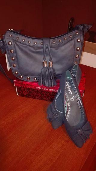 Bolso + zapatos número 37