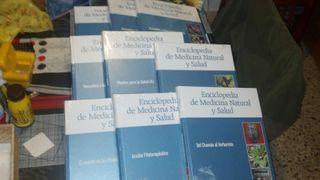 Enciclopedia de medicina natural y salud.