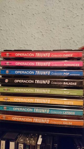 8 CD de OT 1