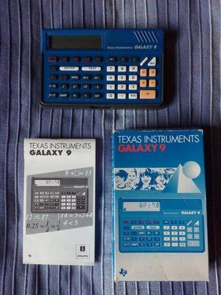 Calculadora cientifica sin uso