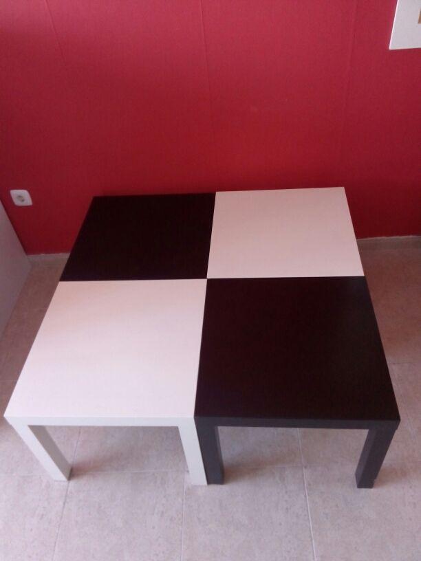 Mesas o mesillas
