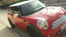 Mini Cooper gasolina