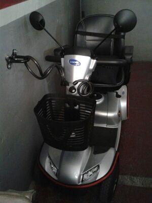 Scooter electrico Invacare