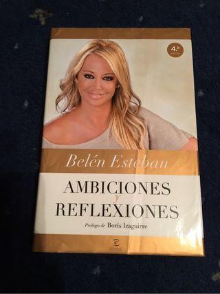 Libro ambiciones y reflexiones