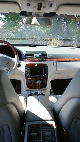 Mercedes S400 cdi v8 250cv