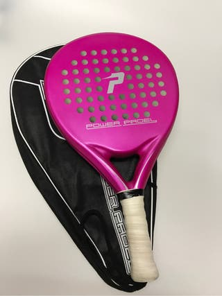 Pala padel Power Pink