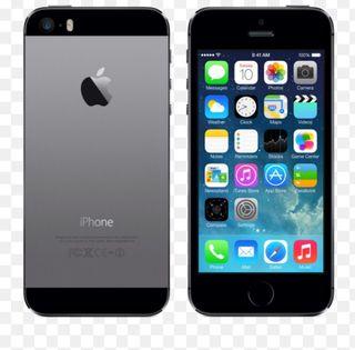 iPhone 5S negro 16 gb