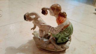Figura de ceramica.